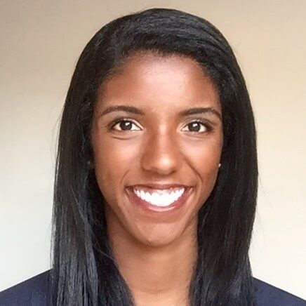Renée Motley2019 Alumna matched at PLUS CapitalCurrent role: Business Manager at Robinhood